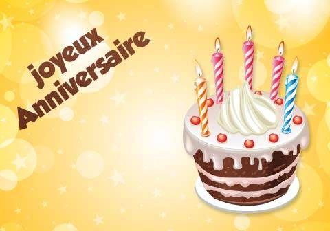 texte anniversaire anniversaire 2-2