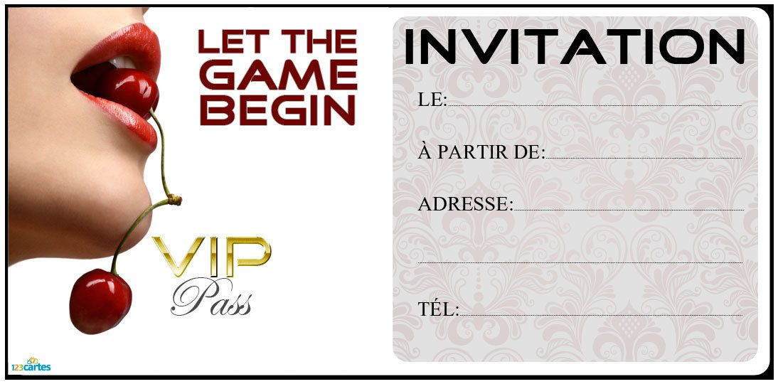 Invitation to the game download