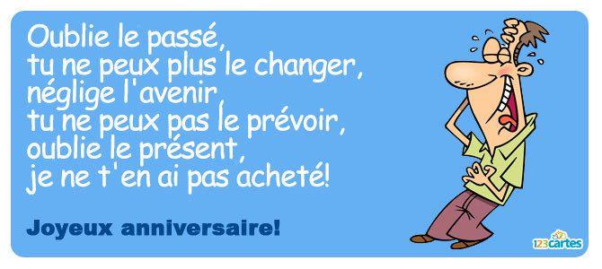 Voeux D Anniversaire Humoristique 40 Ans Message D Anniversaire 8