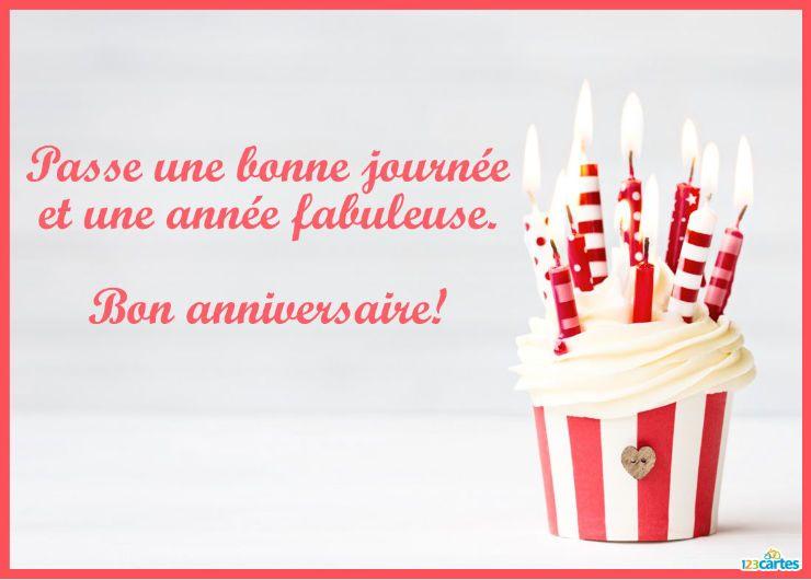 Assez 123cartes | Cartes et invitations anniversaire gratuites FD74