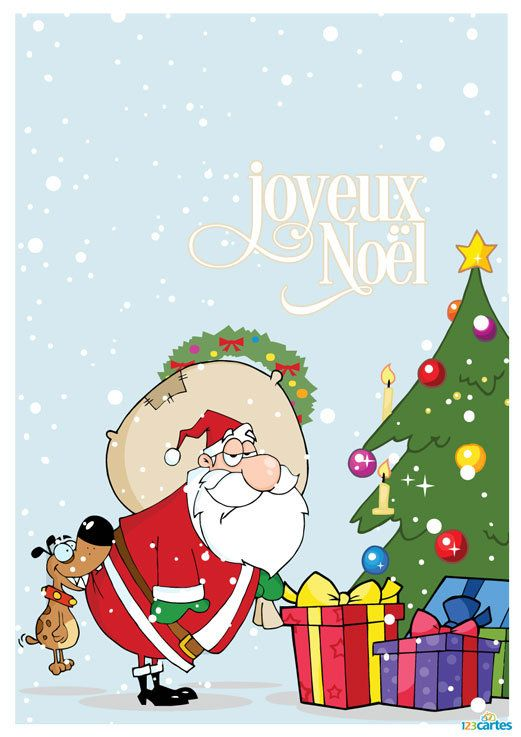 carte de voeux joyeux noel humour. Black Bedroom Furniture Sets. Home Design Ideas