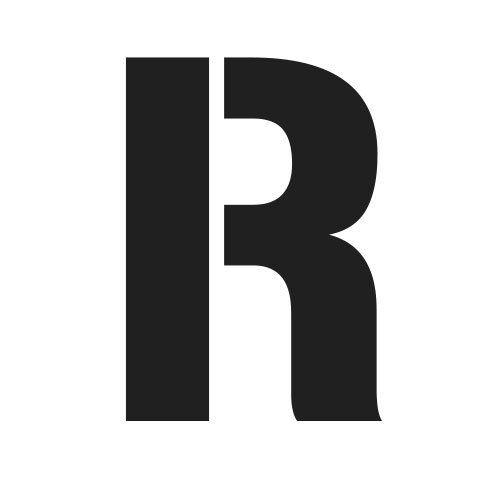 pochoir lettre R gratuit à imprimer