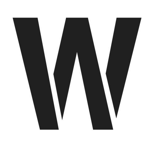 pochoir lettre W gratuit à imprimer