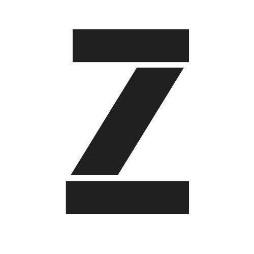 pochoir lettre Z gratuit à imprimer