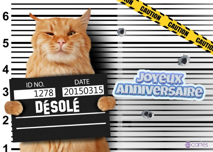 Chats - Cartes et invitations gratuites - 123 cartes