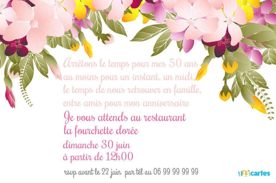 invitation anniversaire de mariage 30 ans xl76 montrealeast. Black Bedroom Furniture Sets. Home Design Ideas