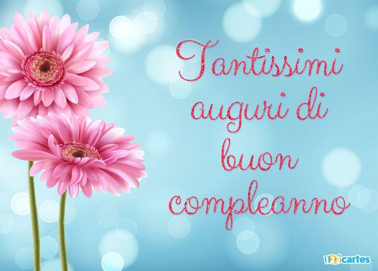 bon anniversaire italien chanson