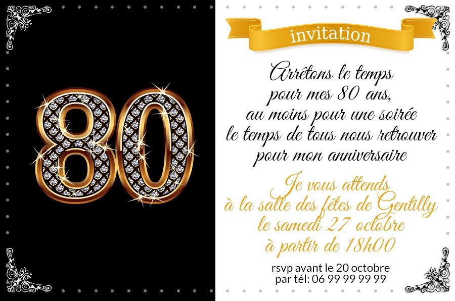 Carte Anniversaire Homme Humoristique 80 Ans How To Be Winner In Forex Trading