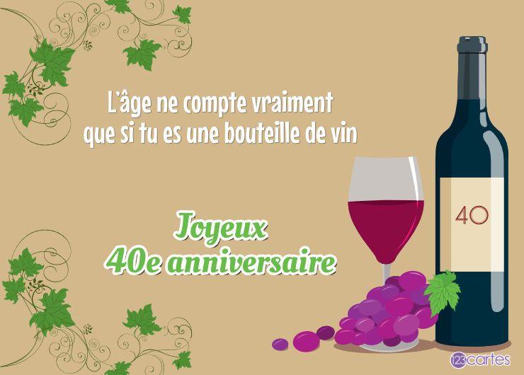 bouteille de vin, verre et raisins